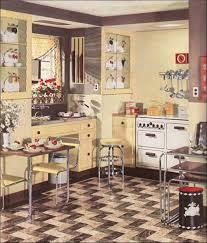 Retro Kitchen Design Retro Kitchen Decor Ideas
