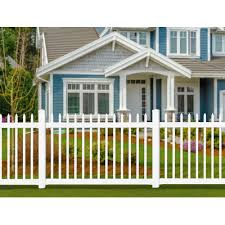 get a free quote on picket fence installation staining and repairs fence companies madison wi i35