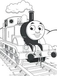Thomas Train Coloring Page The Train Coloring Pages Thomas The Tank