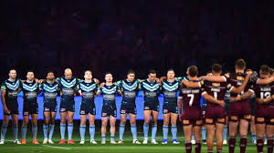 Replays will also be available to watch on kayo and fox sports. Nrl 2021 State Of Origin Played In Perth 2022 Series Nsw Blues Qld Maroons Sportsbeezer