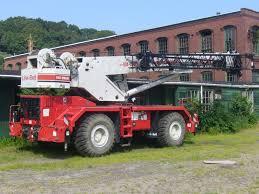 50 Ton Link Belt Rough Terrain Crane Bare Rental