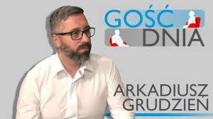 Gość Dnia - Arkadiusz Grudzień - YouTube