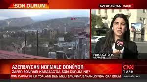 CNN TÜRK - Zafer sonrası Karabağ'da son durum ne? Fulya...
