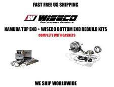 yamaha blaster engine namura top piston kit wiseco crankshaft bottom end engine rebuild blaster 200 fits
