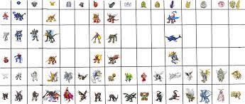 Digimon Evolve Chart 12 Expert Digi Egg Chart