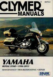 yamaha royal star repair manual by clymer 1996 2013 Fz6r Wiring Diagram at Wiring Diagram Of 2011 Yamaha Royal Star Venture