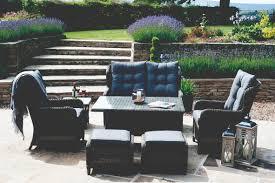 Charcoal Grey Patio Furniture
