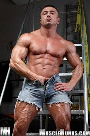 Gay muscle hunk vids