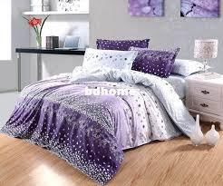 floret printed diamond cotton purple king queen bedding set doona duvet cover bed sheet pillowcase w0019 4pcs bedding set 4pcs bedding set free