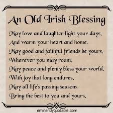 Irish Blessing Quotes Impressive An Old Irish Blessing ø Eminently Quotable Quotes Funny