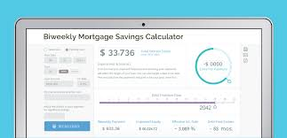 amortization calculator online bi weekly home loan calculator with extra payments my mortgage