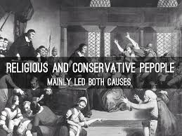 the red scare and the crucible by kassie hicks religious and conservative pepople