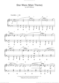 Or searching for star wars by hal leonard free sheet music download pdf? Williams Star Wars Main Theme Sheet Music For Piano Solo V3