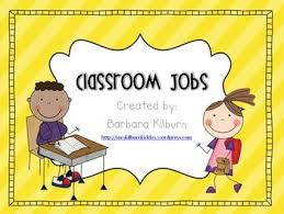 Classroom Jobs Free