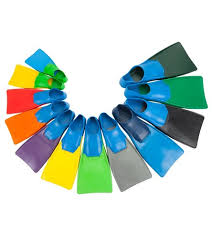 Sporti Floating Swim Fins Color At Swimoutlet Com