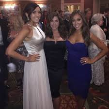 dina manzo wedding dress. dina manzo was there but only posted this pic congratulating them. no pics with the others. wedding dress t