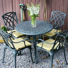 patio table and chairs set hannah 4