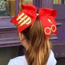 Hermione Granger <b>Harry</b> Potter Cheer Bow in 2019 | LIGHT UP ...