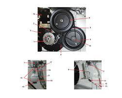 9040 077 001 belt motor dexter laundry parts dexter swd dryer rear view