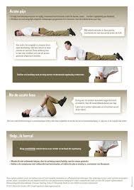 Mckenzie oefeningen hernia