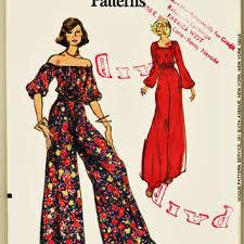 Jumpsuit Pattern Vogue Inspiration Best Jumpsuit Sewing Pattern Products On Wanelo