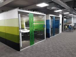 internal office pods. Top Fit Installations Internal Office Pods