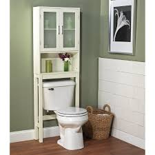 Above Toilet Cabinet bathroom lowes bath vanities over toilet etagere space saver 7765 by uwakikaiketsu.us