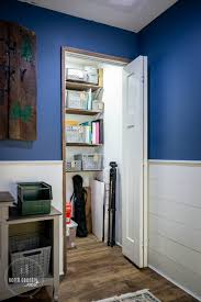 Office closet organization ideas Supply Small Office Closet Omniwearhapticscom Small Office Closet Organization Tips Ideas