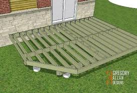 How to build a deck video Concrete Slab How To Build Deck Frame Build Deck Frame Build Deck Frame Video Asbestoscancerattorneyinfo How To Build Deck Frame Build Deck Frame Build Deck Frame Video