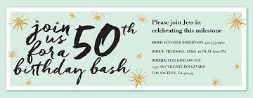 Invitation Templates Birthday Free Birthday Milestone Invitations Evite