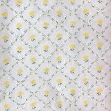 Kate Laura Ashley Lemon & White 1987 New Vintage | Etsy