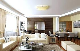 Modern Apartment Design Ideas Mesmerizing Astonishing Living And Dining Room Design Partition Designs Interior