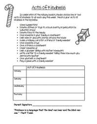a lesson on kindness elementary lesson plan kindness graffiti   acts of kindness worksheet