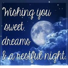 Sweet Dream Quote Best of Wishing You Sweet Dreams Quotes Quote Night Goodnight Good Night