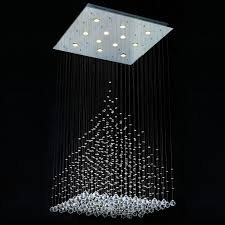 fabulous crystal chandelier modern 17 best ideas about modern crystal chandeliers on