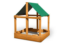 covered sandbox swing set add ons and accessories