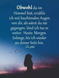 Himmel Quotes Sprüche Trauer Traurige Sprüche Und Trauer Texte