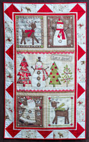 Holiday Stitches Quilt - Flower Box Quilts & Write a review Adamdwight.com