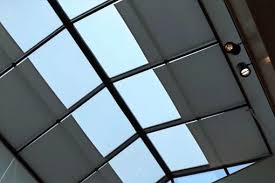 motorized skylight shades. Museum Skylight Shade Motorized Shades
