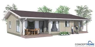 Small House Plan CH63 In Classical Architecture Small Home DesignHouse Plans Cost To Build