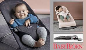 review babybjörn bouncer bliss