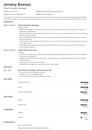 Assistant Manager Resume Sample Complete Guide 20 Examples