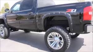 2008 Chevy Silverado 1500 4x4 Z71 5.3L Vortec V8 New Tires 22in ...