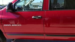 2006 dodge ram 2500 mega cab at laramie peak motors charley ruwart