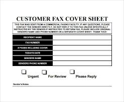 Sample Urgent Fax Cover Sheet | Cvfree.pro