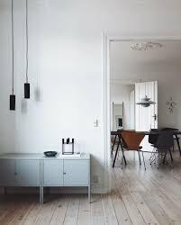 By Pernille Baastrup Ikea Sideboard Epj Pendant Lamps