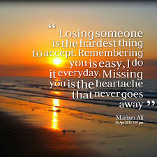 Quotes About Remembering Someone