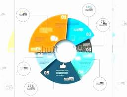 Charts And Graphs Templates 45 Nice Circle Pie Chart Home Furniture