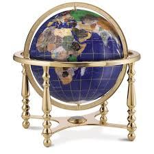 map globe the exquisite desktop gemstone