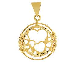 orra gold pendant designs